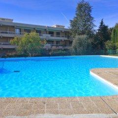 Отель Ciel de Fabron Франция, Ницца - отзывы, цены и фото номеров - забронировать отель Ciel de Fabron онлайн бассейн фото 2