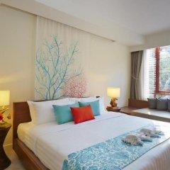 Отель Bandara Phuket Beach Resort 4* Стандартный номер с различными типами кроватей фото 3