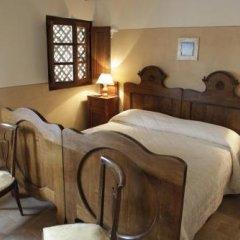 Отель Agriturismo Acqua Calda Монтоне комната для гостей фото 2