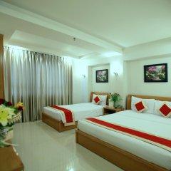 Lucky Star Hotel 146 Nguyen Trai комната для гостей