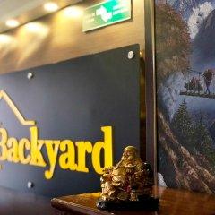 Отель Backyard Hotel Непал, Катманду - отзывы, цены и фото номеров - забронировать отель Backyard Hotel онлайн интерьер отеля