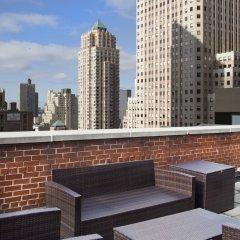 Отель The Gallivant Times Square США, Нью-Йорк - 1 отзыв об отеле, цены и фото номеров - забронировать отель The Gallivant Times Square онлайн балкон