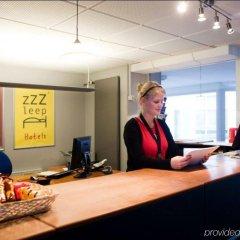 Zleep Hotel Aalborg интерьер отеля фото 2