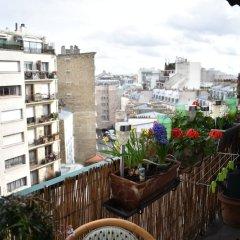 Апартаменты 1 Bedroom Paris Apartment With Balcony View Париж фото 2