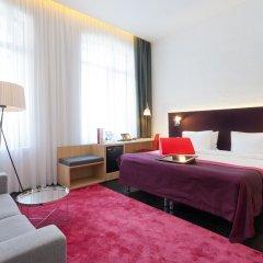 Отель AZIMUT Moscow Tulskaya (АЗИМУТ Москва Тульская) комната для гостей