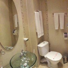 Отель Rai Болгария, Шумен - отзывы, цены и фото номеров - забронировать отель Rai онлайн ванная