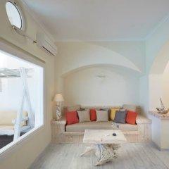 Отель Athermi Suites Греция, Остров Санторини - отзывы, цены и фото номеров - забронировать отель Athermi Suites онлайн комната для гостей фото 5