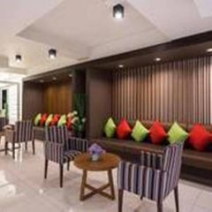 Отель Bedtime Pattaya интерьер отеля