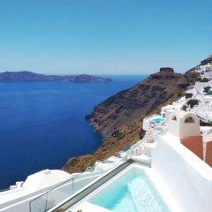Отель Smaro Studios Греция, Остров Санторини - отзывы, цены и фото номеров - забронировать отель Smaro Studios онлайн бассейн фото 2