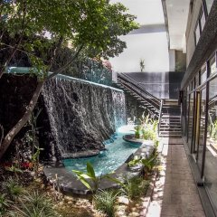 Отель El Diplomatico Hotel Мексика, Мехико - отзывы, цены и фото номеров - забронировать отель El Diplomatico Hotel онлайн пляж