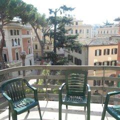 Отель Villa Porpora Италия, Рим - отзывы, цены и фото номеров - забронировать отель Villa Porpora онлайн балкон
