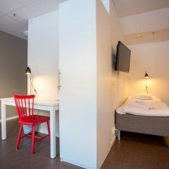 STF Gärdet Hotel & Hostel комната для гостей фото 5
