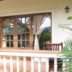 Отель Tuna Resort балкон