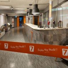Отель 7Days Premium Паттайя интерьер отеля