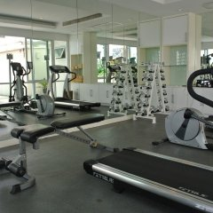 Отель Furamaxclusive Asoke Бангкок фитнесс-зал