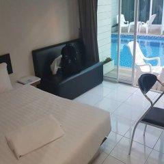Отель Pool Villa @ Donmueang Бангкок комната для гостей фото 3