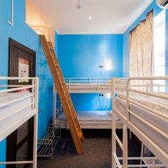 Беар хостел Маяковская Стандартный номер разные типы кроватей фото 2