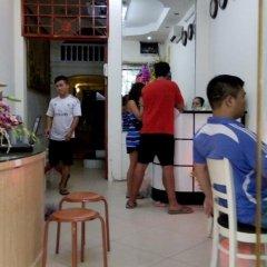 Отель Hanoi Central Homestay Ханой гостиничный бар
