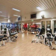 Отель Crowne Plaza Zürich фитнесс-зал фото 4