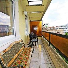 Отель Vida Buda Венгрия, Будапешт - отзывы, цены и фото номеров - забронировать отель Vida Buda онлайн балкон