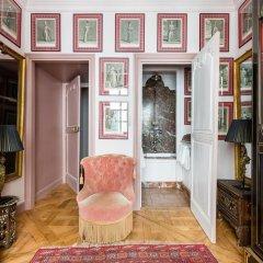 Отель Veeve Beautiful Loft on Rue Quincampoix Париж развлечения