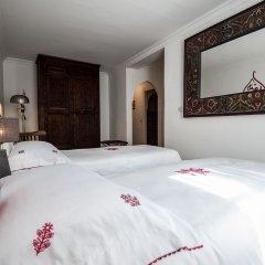 Отель Albarnous Maison d'Hôtes Марокко, Танжер - отзывы, цены и фото номеров - забронировать отель Albarnous Maison d'Hôtes онлайн комната для гостей фото 2