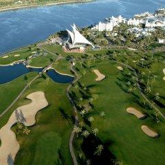 Отель Park Hyatt Dubai спортивное сооружение