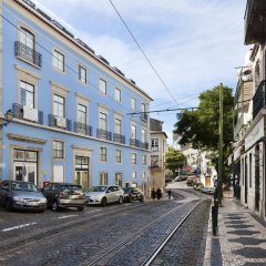Апартаменты Hello Lisbon Castelo Apartments фото 5