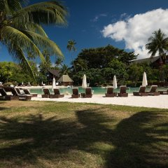 Отель Tahiti Ia Ora Beach Resort - Managed by Sofitel спортивное сооружение