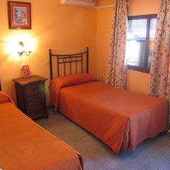 Отель Pension Catedral комната для гостей