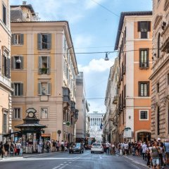 Отель I Tre Moschettieri Рим фото 4