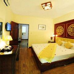 Отель Thanh Lich Royal Boutique Hotel Вьетнам, Хюэ - отзывы, цены и фото номеров - забронировать отель Thanh Lich Royal Boutique Hotel онлайн комната для гостей фото 4