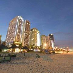 Eden Hotel Danang пляж