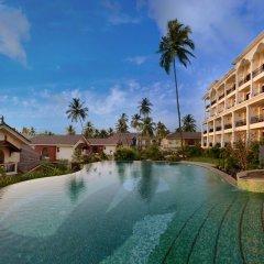 Отель Resort Rio Индия, Арпора - отзывы, цены и фото номеров - забронировать отель Resort Rio онлайн бассейн фото 3