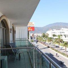 Forum Residence Hotel балкон