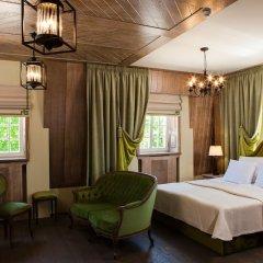 Отель Вилла Тоскана Калининград комната для гостей фото 5