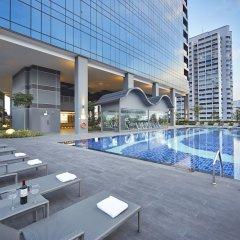 Hotel Boss Сингапур бассейн фото 3