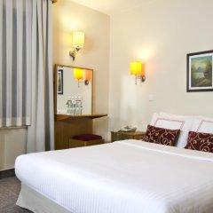 Hotel Ilkay 3* Стандартный семейный номер с различными типами кроватей