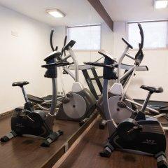 Отель Diplomat Нью-Дели фитнесс-зал