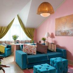 Гостиница Nasha Dacha Country Estate комната для гостей