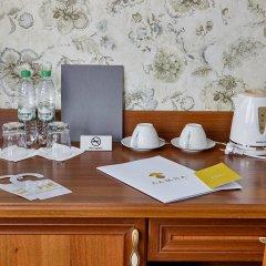 Hotel Lampa Казань удобства в номере