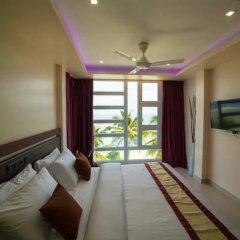Отель Whiteharp Beach Inn Мальдивы, Мале - отзывы, цены и фото номеров - забронировать отель Whiteharp Beach Inn онлайн комната для гостей фото 4