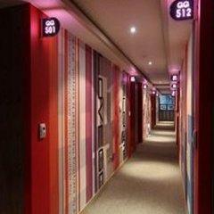 Отель GG Motel Южная Корея, Тэгу - отзывы, цены и фото номеров - забронировать отель GG Motel онлайн интерьер отеля фото 2