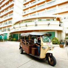 Отель Chaidee Mansion Бангкок городской автобус