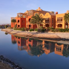 Отель Steigenberger Golf Resort El Gouna Египет, Хургада - отзывы, цены и фото номеров - забронировать отель Steigenberger Golf Resort El Gouna онлайн приотельная территория