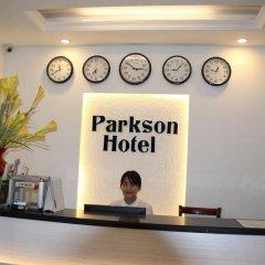 Parkson Hotel Hanoi интерьер отеля фото 2