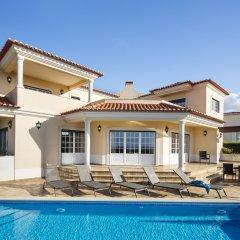 Отель The Village Praia D El Rey Golf & Beach Resort Обидуш бассейн