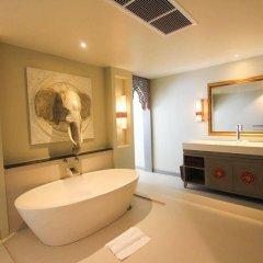 Отель Maikhao Palm Beach Resort Таиланд, пляж Май Кхао - 2 отзыва об отеле, цены и фото номеров - забронировать отель Maikhao Palm Beach Resort онлайн ванная фото 2