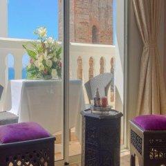 Отель Palais Du Calife Riad & Spa Марокко, Танжер - отзывы, цены и фото номеров - забронировать отель Palais Du Calife Riad & Spa онлайн балкон