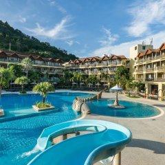Отель Phuket Marriott Resort & Spa, Merlin Beach бассейн фото 2